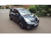 Nissan Note* 2012 * 42,918 Miles* Automatic* Full Service History