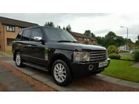 ☆ Range Rover Vogue • 1 year M.O.T • Low Milage • 3.0 Turbo Diesel • F/S/H ☆