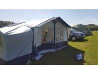 2005 cabanon saturn trailer tent