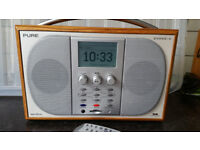 Pure EVOKE 3 DAB/FM/SD Digital Radio