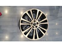 1 JAGUAR 19 INCH DIAMOND CUT ALLOY WHEEL. * NEW *
