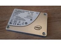 "INTEL 800GB 2.5"" 7mm SSD Solid State Drive SATA 6Gb/s, 5 Year Warranty"