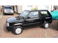 Fiat Panda 900 Dance Limited Edition, 900cc, 1992