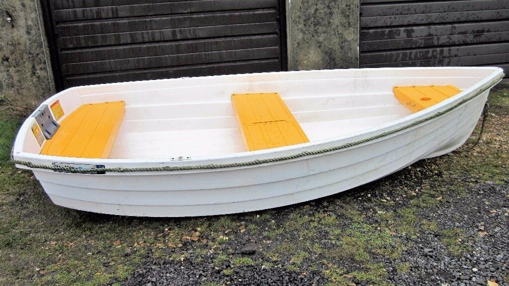 Walker bay 8 foot dinghy tender boat with small integral for Boat motor repair near me