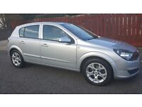 Vauxhall Astra- Cheap Tax-low milage- 2 lady owners