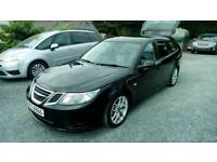 09 Saab 93 1.8T Estate MOT May 2019 Half Leather 2keys Can be seen anytime