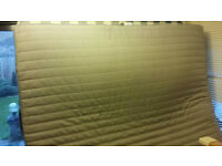 Foam Double Mattress Good Condition Free Delivery