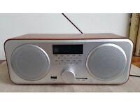 Brandt Wooden FM radio for sale