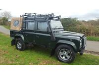 Land Rover Defender TD5 - 110 Double Cab - 2003 - XS Model with leather