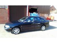 1996 Volvo S40 2.0 petrol saloon 51,640 miles, same owner for 19 years, full MOT