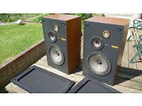 Classic Sony SS 2030 Speakers