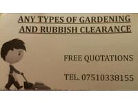 Rubbish Removels from £20