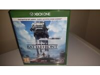 Star Wars Battlefront Xbox One Game - As New Condition