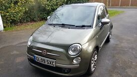 FIAT 500 By Diesel Limited edition Petrol 1.2 litre