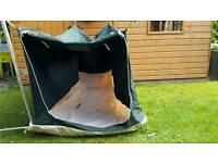Trailer Tent Underbed tent