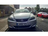 LEXUS IS 220D DIESEL VERY GOOD CONDITION CAR leather seats, AC, All electrics working, clean example
