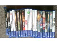 PS4 games FOR SALE (no console)