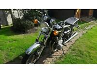 Kawasaki kz1000 motorbike
