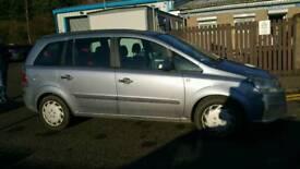 Vauxhall zafera