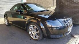 AUDI TT QUATTRO 180BHP £795 SPARES OR REPAIRS NO OFFERS £795 **CHEAP CHEAP CHEAP**