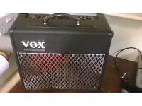 vox valvetronic amp