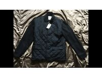All Saints Quilted Jacket X-Large Men's