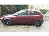 CORSA 1L NICE FIRST TIME CAR CHEAP TO RUN AND INSURE