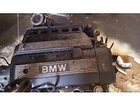 2 LITRE 6 CYLINDER BMW ENGINE LOW MILEAGE