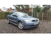 2001 Vauxhall Astra 2.0 DTI EcoTec Turbo Diesel LONG MOT 5 DOOR Vectra Mondeo Laguna Focus Megane