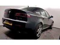 2007 | Alfa Romeo 159 Lusso JTDM 2.4 Diesel | 2 Former Keepers | Low Mileage | Leather | Windows USB