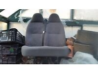 Ford Transit Double Seat From A 55 Plate Transit Van £25 ono