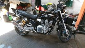 2002 YAMAHA XJR1300 FOR SALE NO SWAPS OR TRADES IN