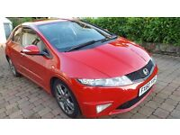 Honda Civic 2.2 i CTDi Si 5dr in Excellent Condition with a Full Service History