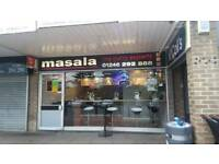 TAKEAWAY FOR SALE IN DRONFIELD