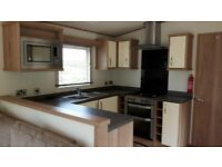 Static Caravan 1 year old Bedfordshire Riverside Position Countryside Views Fishing permit inc