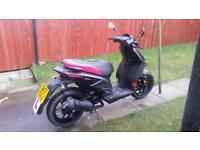 Aprilia sr 50 motard moped scooter