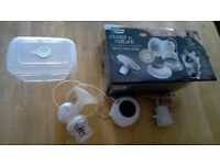 Tommee tippee electric breast pump and bottle warmer