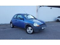 2000 Ford KA3 1.3 VERY LOW 25K MILES EXCELLENT CONDITION THROUGHOUT Saxo Clio 106 KA Ideal First Car