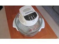 Halogen digital oven. Unused.