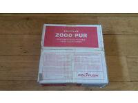 High Quality Polyflor Vinyl Linoleum Tiles 8 Boxes x 50 Tiles 4.5m2 (Total = 36m2)