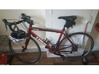 Trek 1.1 54cm Road Bike