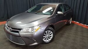 2016 Toyota Camry LE $169 Bi-Weekly! APPLY NOW DRIVE NOW!