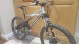 Cannondale Prophet MX all mountain bike