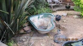 pond fibreglass