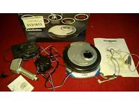 Goodmans portable cd player