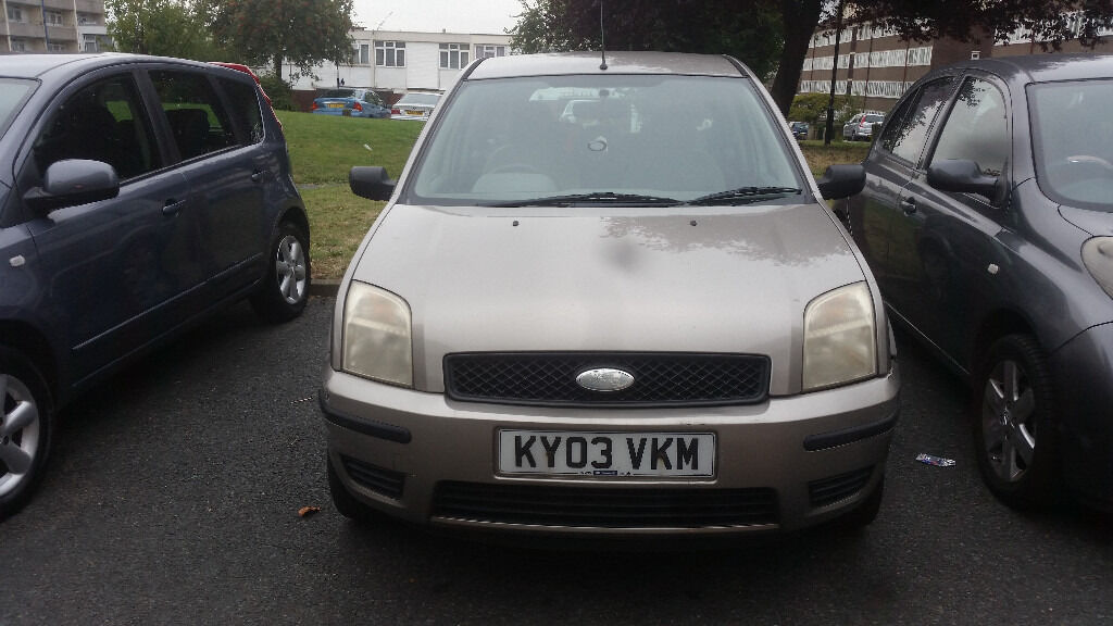 Ford Fusion Durashift 1 4l Automatic For Sale In Sydenham London