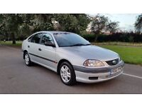 TOYOTA AVENSIS 1.8 GS 52 PLATE 2002 2 FORMER KEEPER 119921 MILES FULL SERVICE HISTORY