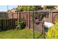 Garden airer/ washing lines