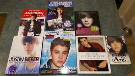 Justin Beiber 7 books