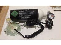 Small Emergency Oxygen Admin Set